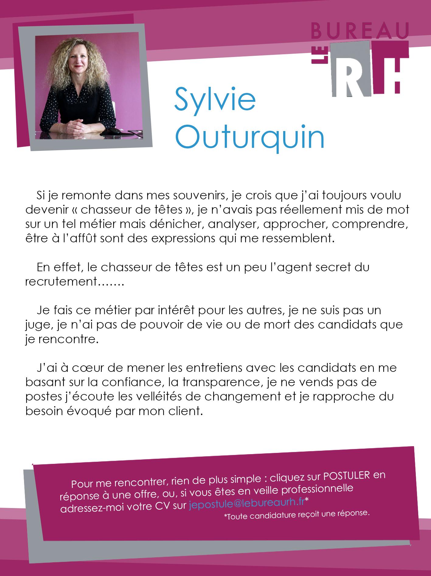sylvie outurquin